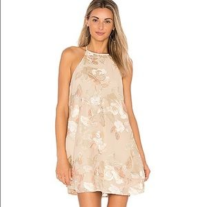 Show Me Your Mumu Gomez Mini Dress in Very Fairy